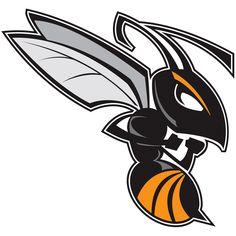 Kalamazoo College Hornets identity Cartoon Kunst, Cartoon Art, Mascot Design, Logo Design, Logo Esport, Logo Bee, Kalamazoo College, Vector Online, Game Logo