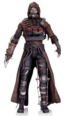 Batman Arkham Knight: The Scarecrow Action Figure - The Movie Store