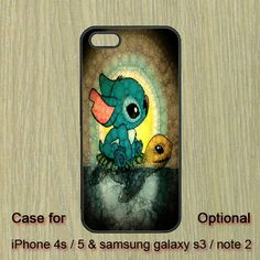Stitch  iPhone 4 case  iPhone 4S case  iPhone 5 by Summercase24, $14.50