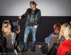 "David Garrett Movie Premiere – Quad Cinema -  2/1/2015 - shot from the New York premiere of ""The Devil's Violinist""."