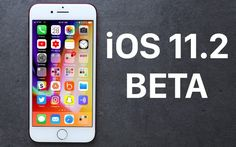 Apple Seeds Fifth Beta of iOS 11.2 to Developers [Update: Public Beta Available]  ||   https://www.macrumors.com/2017/11/28/apple-seeds-ios-11-2-beta-5-to-developers/?utm_campaign=crowdfire&utm_content=crowdfire&utm_medium=social&utm_source=pinterest