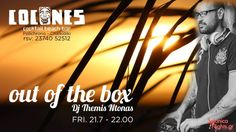 Out Of The Box @ Cocones Beach Bar 21/7