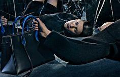 Balenciaga  FALL WINTER 2014 Campaign | Image #8 | Photographer: Steven Klein | Model: Gisele Bündchen | www.balenciaga.com
