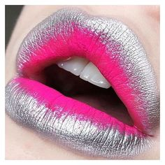 Makeup ideas pink lips make up ideas Lipstick Art, Lip Art, Lipstick Colors, Lip Colors, Neon Lipstick, Cheap Lipstick, Lipsticks, Lipstick Shades, Lipstick Dupes