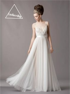 Ballet like crush - the Jacinda #wedding gown by Watters