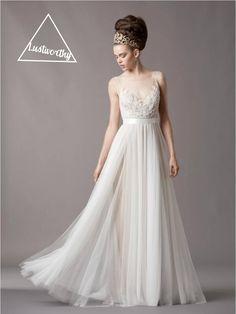 ethereal wedding dresses - Buscar con Google
