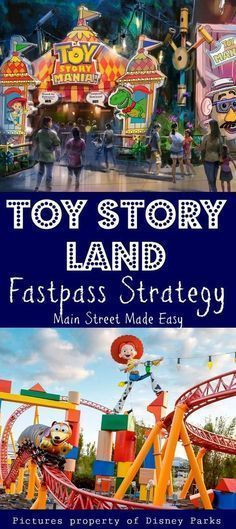 Toy Story Land opens on June 30th at Walt Disney World's Hollywood Studios. Here are the new fastpass tiers and our suggestions for what to select!