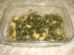 Spinach Garlic Cheese 1 Garlic Spinach, Garlic Cheese, Spinach Leaves, Paneer Cheese, Red Chili Powder, Cottage Cheese, Vegetable Dishes, Palak Paneer, Cooking Time