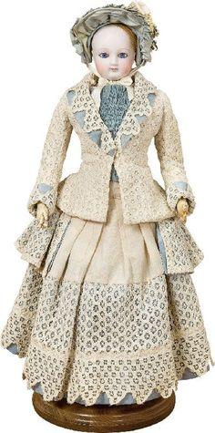 Fashion Doll, Eugene Barrois