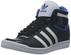 Adidas Top Ten Hi Sleek Up W M20830 Damen Sneaker / Freizeitschuhe / Wedges Schwarz 42 - http://on-line-kaufen.de/adidas-originals/42-eu-adidas-top-ten-hi-sleek-up-w-m20830-damen
