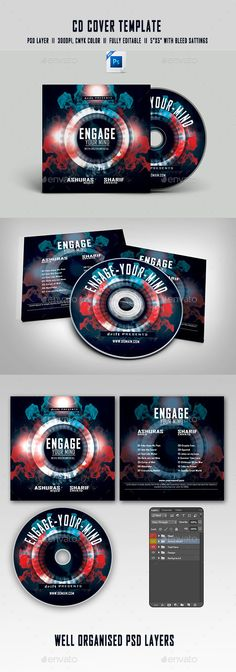 Abel Templates Psd Photography Dvd Cover Templates Photography