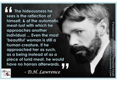 Lawrence schools the gents. Lawrence School, D H Lawrence, Women's Rights, Human Rights, Feminist Men, Classic Quotes, Social Injustice, Lovers Quotes, Read News