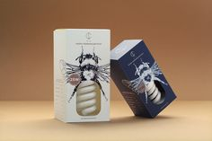 Belarusian graphic designer Angelina Pischikova created this unique packaging…