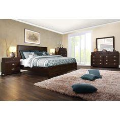 Bevelle 6 Piece Cal King Bedroom Set | Furniture | Pinterest | King Bedroom,  Bedrooms And Master Bedroom