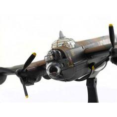 Corgi 1:72 Avro Lancaster B MkI LM220, RAF 9 Sqn, 'Getting Younger Everyday' Limited Edition.