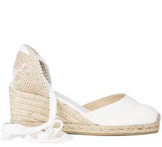 Chaussures CARINA/6/CANVAS 600 & NATURAL Castañer  