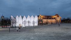 Galeria de Museu Nacional em Szczecin de Robert Konieczny + KWK Promes é eleito o Edifício do Ano no WAF 2016 - 1