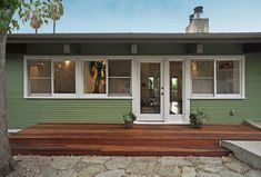 My Houzz A Mid Century Marvel Revived In Long Beach Modern Landscape O