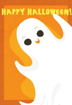 halloween video card free