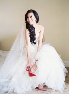 Radiant #EnzoaniRealBride Quynh | Carats & Cake
