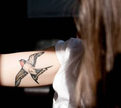 bird tattoo. i love hims:) @Lauren Davison L i wanna be like yoooou...thats a jungle book song i think:)