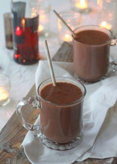 Boozy hot chocolate | Kitchen Treat