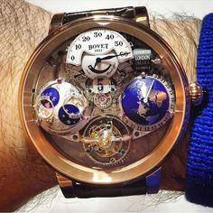 Luxury Watch Bovet 1.822 / 295.000 €