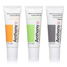 Anthony Logistics Advanced Treatment Lip Balm SPF25  at BeautyBay.com