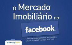 Facebook no mercado imobiliário #realestate