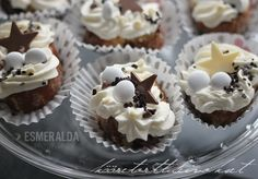 Chocolate Stars - Esmeralda's