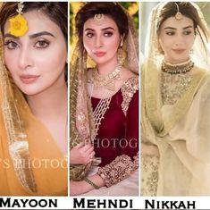 Ayesha khan complete wedding video for watching complete video click on my youtube link #celebritie #ayeshakhan #wedding #grandwedding #nikkahveremony #toplatestfashion