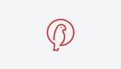 26 Inspiring Line Art Logo Designs - 17