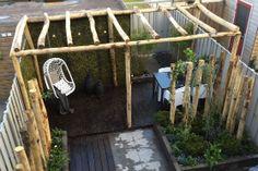 De stoere tuin in Arnhem   Eigen Huis & Tuin   afl. 21-3-2015