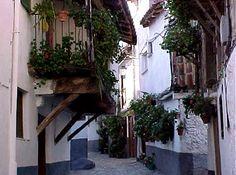 Calles del Barrio Judío de Hervás. Cáceres. Extremadura
