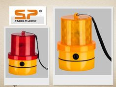 electronic parts to reduce the pressure. http://www.starsplastic.com/battery-led-beacons/led-strobe-beacon-warning-light.html