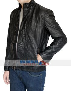 Ethan Hunt Mission Impossible 5 Tom Cruise Jacket in Real Leather for Mens at Newamericajackets Store in Discounted Price.  #MissionImpossible5 #Movie #TomCruise #Halloween #Costume #Fashion #Cosplay #Celebrities #Shopping #MenFashion #geek #geektyrant #geekcheezburger #LeatherOutfit #sale