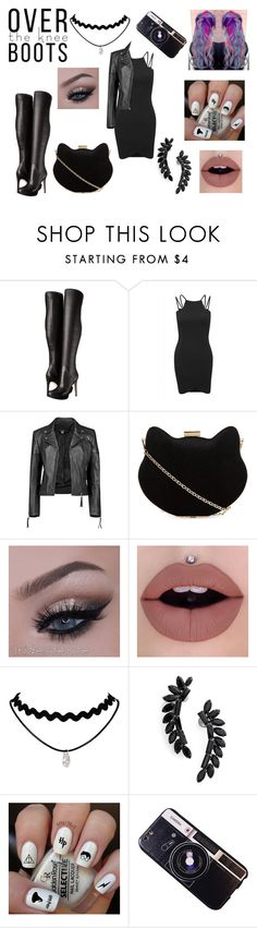 """""""Fashion Show"""" by scorpio-princess ❤ liked on Polyvore featuring Sam Edelman, AX Paris, Boohoo, New Look, Cristabelle and Chicnova Fashion"""