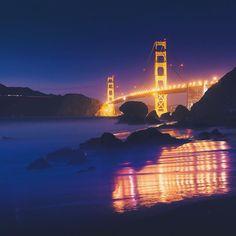 Marshall's Beach by brian nguyen - San Francisco Feelings