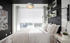 bedroom colors, modern furniture and wall decoration ideas