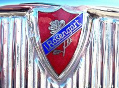 1928 Rosengart Badge by Car Badges, Car Logos, Detroit Motors, Car Ornaments, Car Brands, Car Stuff, Planes, Trains, Vehicle