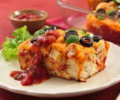 pillsbury chicken recipes | Chicken Fiesta Casserole Recipe | Flickr - Photo Sharing!