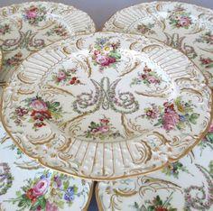 Dinner Service?: Marie Antoinette's plates