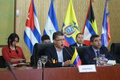 LA VOZ DE SAN JOAQUIN: Canciller Jaua instaló XIII Consejo Político de la...