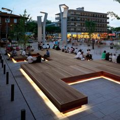 Harris Isola, Street Furniture, UK