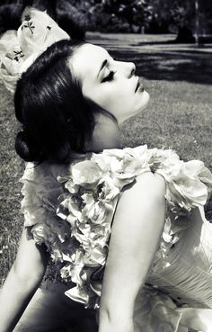Bridal wedding bolero, shrug with roses, ivory, sleeveless. $195.00, via Etsy.