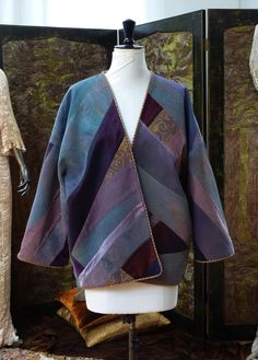 Kesa hapi jacket -  we are having a huge thinning out sale to make room for a new project! 50% off jackets this week.