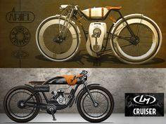 LM Cruiser Bike Design Challenge - the winners