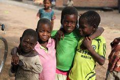 Lean on me #NFPS #HELPchildren #Malawi
