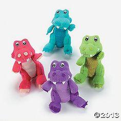 Plush Gators