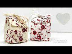 Tutorial: Strohhalm-Box - YouTube